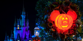 New Firework Show Announced for Mickey's Not-So-Scary Halloween Party