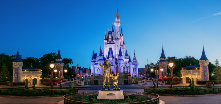 The Disney Theme Park Ticket with Park Hopper® Option allows you to access to more than one park per day. You can visit any of the four parks in a single day– Magic Kingdom, Hollywood Studios, Animal Kingdom and Disney Epcot. Taxes Included! Walt Disney World Theme Parks.